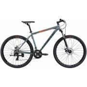 """Велосипед гірський Kinetic Storm 27,5er (2021) 17""""/M Gray-orange"""