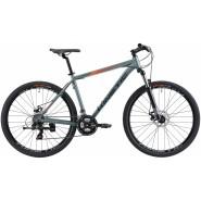 """Велосипед гірський Kinetic Storm 27,5er (2021) 19""""/L Gray-orange"""