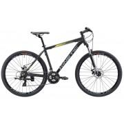 """Велосипед гірський Kinetic Storm 27,5er (2021) 19""""/L Black-green"""