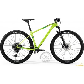 Велосипед гірський Merida Big Nine 4000 29er (2020) L