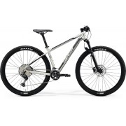 Велосипед гірський Merida Big Nine XT2 -edition 29er (2020) M Silver