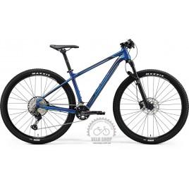 Велосипед гірський Merida Big Nine XT2 -edition 29er (2020) L