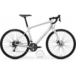 Велосипед грейвел Merida Silex 200 (2019) L