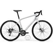 Велосипед грейвел Merida Silex 200 (2019) S Сірий