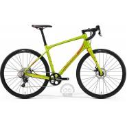 Велосипед грейвел Merida Silex 300 (2019) L Green