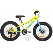Велосипед фетбайк Optima Paladine 20 (2019)