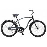 Велосипед жіночий міський CRUISER TORNADO 14 SCHWINN чорний
