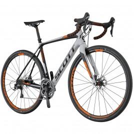 Велосипед чоловічий шосейний SCOTT ADDICT GRAVEL disc (2016)