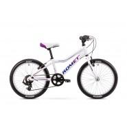 Велосипед дитячий Romet Jolene 20 (2019) Kid 1.0 S White