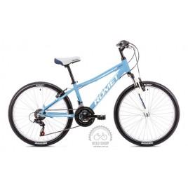 Велосипед підлітковий Romet Jolene 24 (2019) Blue
