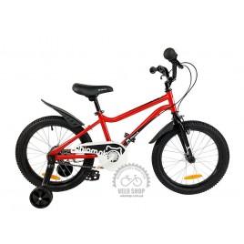 Велосипед дитячий RoyalBaby Chipmunk MK 18 Red