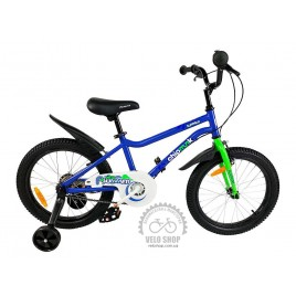 Велосипед дитячий RoyalBaby Chipmunk MK 18