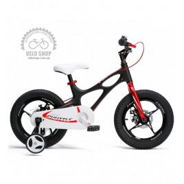 Велосипед дитячий Royal Baby SPACE SHUTTLE 18, чорний