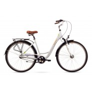 Велосипед жіночий міський ROMET ART DECO 3 28 | 2016