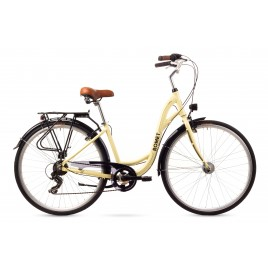 Велосипед жіночий міський ROMET SONATA 28 | 2016