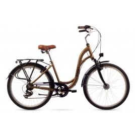 Велосипед жіночий міський ROMET SYMFONIA 26 | 2016