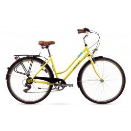 Велосипед жіночий міський ROMET VINTAGE D 28 | 2016