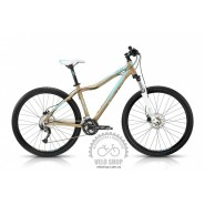 """Велосипед жіночий гірський Kellys Vanity 70  (650B/27.5"""") 2015 L"""