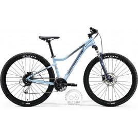 Велосипед жіночий гірський Merida Juliet 7.100 (2018) M blue