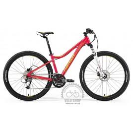 Велосипед жіночий гірський Merida Juliet 7.40-D (2017) M