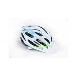 Велосипедний Шолом Lynx Livigno white