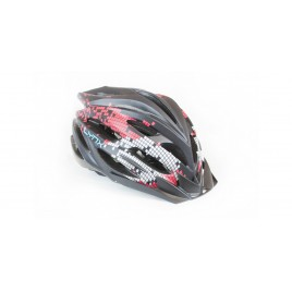 Велосипедний Шолом Lynx Livigno black