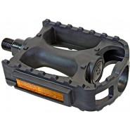 Педалі для гірського велосипеда CAROL MTB PVC 699 зі світловідбивачами