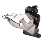 Перемикач передній Sram X-0 2x10 HiClamp 31.8DP