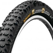 Велосипедна покришка Continental RUBBER QUEEN (trail king) 26*2,4 FOLD black