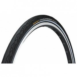 Велосипедна покришка Continental COMFORT CONTACT 700x37c black Reflex