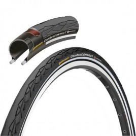 Велосипедна покришка Continental COMFORT CONTACT 28x1.75 black Reflex