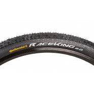 Велосипедна покришка Continental RACE KING 26*2,0 FOLD black