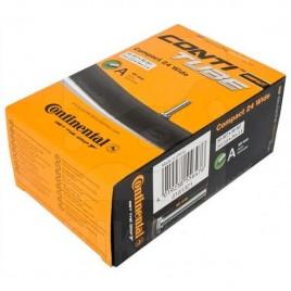 "Велосипедна камера Continental COMPACT 24"" WIDE, 24x2.0 > 24x2.4"