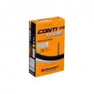 "Велосипедна камера Continental Race 28"", 700x20C > 700x25C, Presta 42мм"