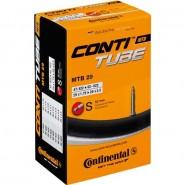 "Велосипедна камера Continental MTB 29"", 28/29x1.75 > 28/29x2.5, Presta 60мм"