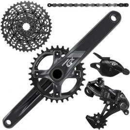 Комплект на велосипед MTB SRAM GX 2x10 Guide R