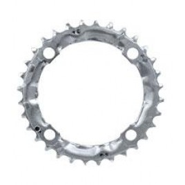 Зірка шатунів FC-M510 32 зуб. 9-швид. silver