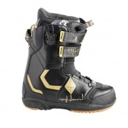 Черевики DEELUXE Rough Diamont ТF (black/gold)