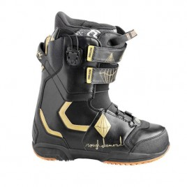 Черевики DEELUXE Rough Diamont PF (black/gold) II