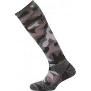 Шкарпетки Lorpen SCW (Snowboard – Winter Camo Italian Wool)