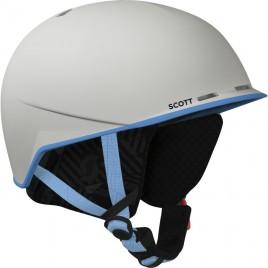 Каска SCOTT ANTI біло/синя Mat L
