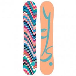 Сноуборд YES Emoticon