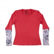 Термобілизна 686 Women's Bliss Baselayer Top (fuchia)