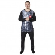 Термобілизна верх 686 Tech Long Sleeve Shirt (black camo)