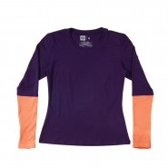 Термобілизна 686 Women's Bliss Baselayer Top (violet)