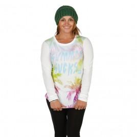 Термобілизна 686 Women's Tech Shirt (summer suks)