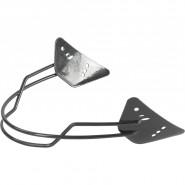 Захист обличчя SCOTT METAL чорний