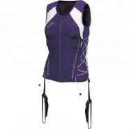 Захист на спину SCOTT W X-ACTIVE Безрукавка троянд/фиолетова M