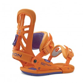 Кріплення Union Contact Pro fluo (orange) II
