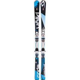 Комплект Лижі Volkl Code Speedwall S UVO  + кріплення rMotion2 12.0